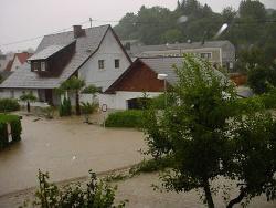 10 Jahre Jahrhunderthochwasser in Steyr (2002 - 2012)