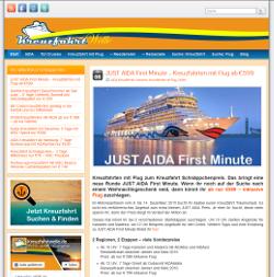 Kreuzfahrtwelle.de - Kreuzfahrten und Schiffsreisen
