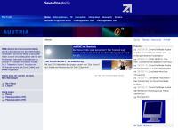 Layoutumstellung SevenOne Media Austria