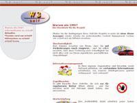 Webseite zu W3Self