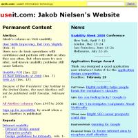 Die Alertbox von Jakob Nielsen (useit.com)